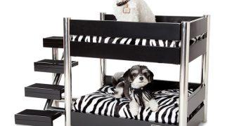 都会風2階建てオシャレドッグベッド/The Metropolitan Dog Bed