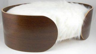 家具メーカーが本気で作ったお洒落ドッグベッド/The Comfortable Modern Bed