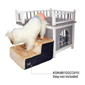 Dog House Wooden Indoor