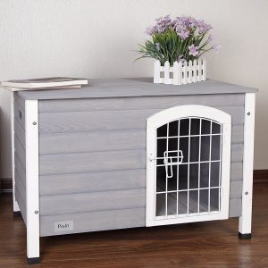 Indoor Dog House Wooden
