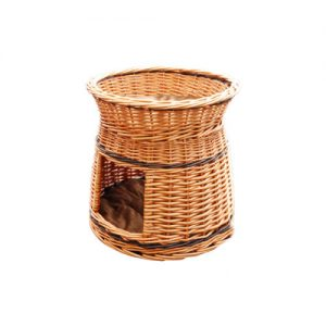 Two tiers Pet basketドッグベッド