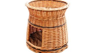 Two tiers Pet basket