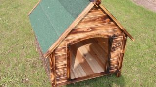 Wooden Large Pet House