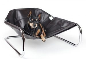 Garden Furniture PU Leather Pet Dog Bed