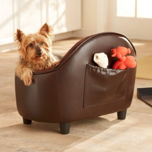Features Washable Dog Bed