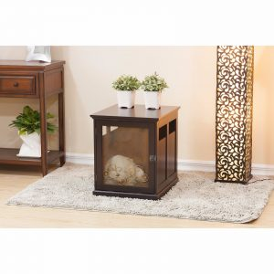 Jax End Table Living Room Cage