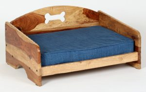 Dogstuff Depot Rustic Dog Bed