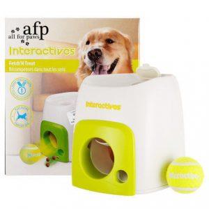 愛犬喜ぶ自動ボール発射ゲーム機/Interactive Fetch Ball Play