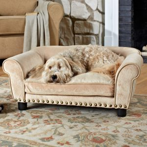 Dog Sofa Bed Carmelcolor