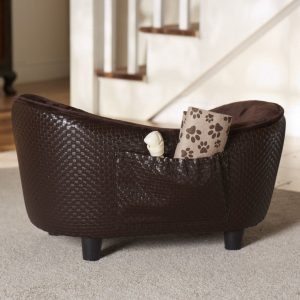人気のドッグベッドセール情報2/Ultra Plush Snuggle Bed