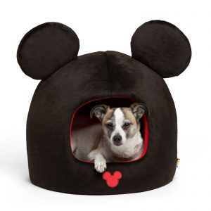 USディズニーのドッグベッド/Mickey Mouse Dome Dog Bed