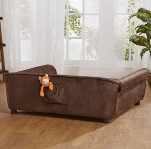 大型犬も快適のドッグベッド/Ultra Plush Outlaw Dog Sofa