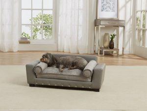 ゆったりなクッション付きドッグベッド/Bootsie Scout Dog Sofa