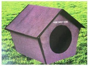 撥水ファブリックのドッグハウス/WATERPROOF SMALL DOGS HOUSE