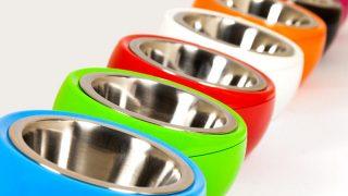 全7色・可愛いドーム型フードボウル/Hing Dome bowl