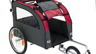 自転車けん引可能なドッグキャリー/K9 Globetrotter Dog Bike Trailer