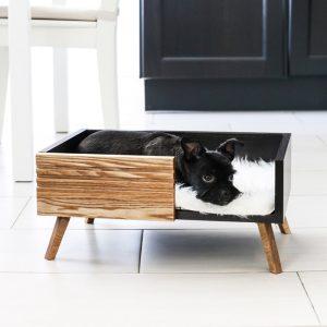 ヨーロッパで人気のオシャレドッグベッド/Pettel Effect Bed
