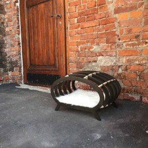 独特のモダンインテリアペット用ベッド/Pettel Stripe