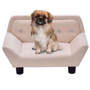 カフェ風のインテリア・ドッグベッド/Giantex Pet Lounge Sofa