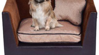 ゆったり感の安心ドッグソファ/Giantex Pet Lounge Sofa