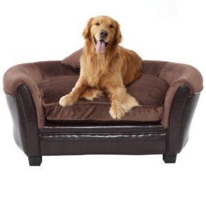 モダンデザインのふかふかペット用ソファー/Giantex Pet Sofa