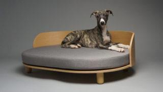 ローソファータイプの高級ドッグベッド/LOUE DOG BED
